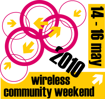Freifunk Wireless Community Weekend 2010